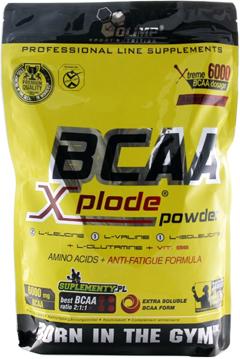 купить BCAA Xplode Olimp 1 кг (1000 гр) украина