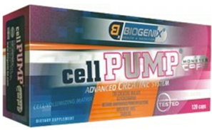купить Biogenix Cell Pump monster 120 капсул украина