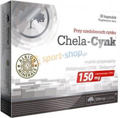 купить Цинк Olimp Chela-Cynk 30 капсул украина
