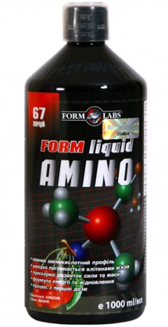 купить FORM Liquid AMINO 1000 мл украина