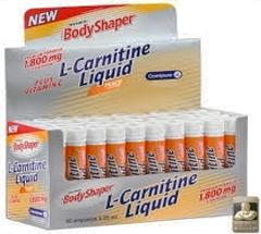 купить L-Carnitine Liquid 40 ампул по 25 мл (Premium Formula) украина