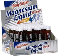 купить Магний Weider Magnesium Liquid 20 ампул по 25 мл украина