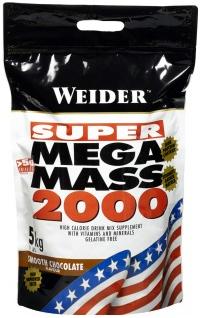 купить Weider Mega Mass 2000 5 кг украина
