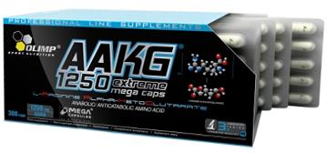 купить Olimp AAKG Extreme mega caps 300 капсул украина