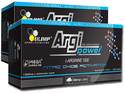 купить Olimp Argi Power 1500 120 капсул украина