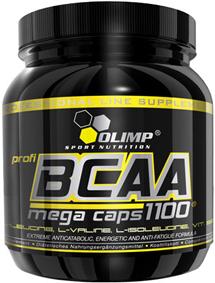 Olimp BCAA MEGA CAPS 300 капс в Киеве