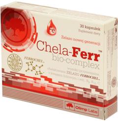 купить Olimp Chela-Ferr 30 капсул (витамины для беременных) украина киев винница