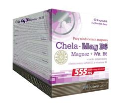 купить Olimp Chela-Mag B6 555 mg 195 капсул украина