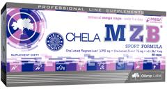 купить Olimp Chela MZB Sport Formula 60 капсул украина киев винница