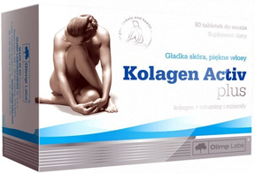 купить Olimp Kolagen Activ Plus 80 таблет украина киев винница