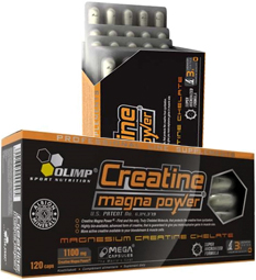 купить Olimp Creatine Magna Power 120 капсул украина