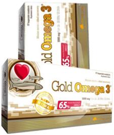 купить Olimp Gold Omega-3 65% (60 капсул) украина