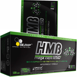 купить Olimp HMB mega caps 1250 (120 капс) украина