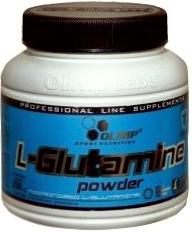 купить OLIMP L-Glutamine 250 гр украина
