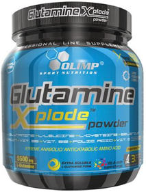 OLIMP L-Glutamine Xplode (500 гр) в Киеве