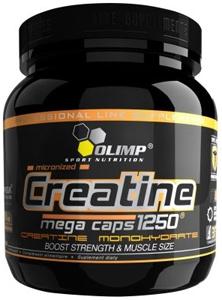 купить Olimp Labs CREATINE MEGA CAPS 1250 400 капсул украина киев винница