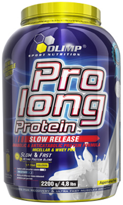 купить OLIMP Labs PRO LONG PROTEIN 2200 gr украина