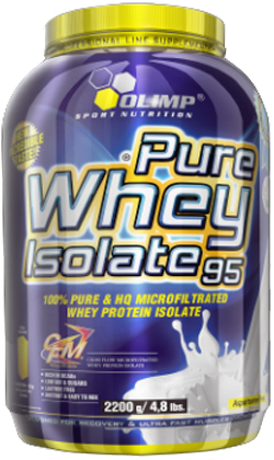 купить Olimp Labs PURE WHEY ISOLATE 95 - 2200 гр украина