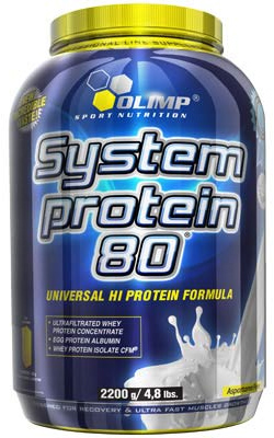 купить Olimp Labs System Protein 80 2200 гр украина киев винница