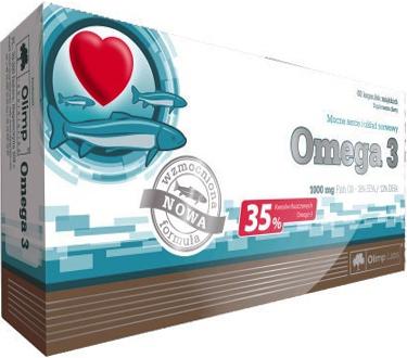 купить Olimp Omega 3 1000 mg 35% украина