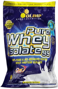 Olimp Pure Whey Isolate 95 600 гр в Киеве