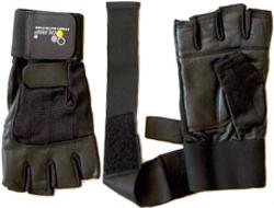 купить OLIMP Training gloves Hardcore COMPETITION Wrist Wrap украина