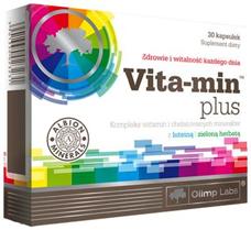 купить Olimp Vita-Min Plus 30 капс украина киев винница