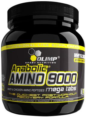 купить Olimp Anabolic Amino 9000 (300 таб) украина