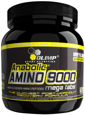 купить Olimp Anabolic Amino 9000 (300 таб) украина киев винница