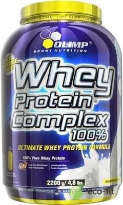 купить Сывороточный протеин Olimp Whey Protein Complex 100% 2,2 кг украина киев винница