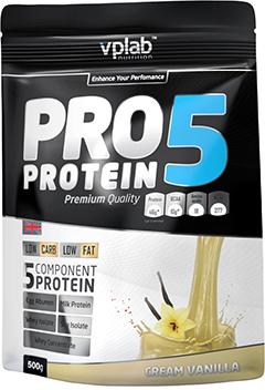 купить VP LAb PRO 5 Protein 500 гр украина
