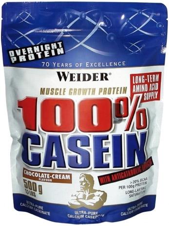 купить Weider 100% Casein 0,5 кг украина