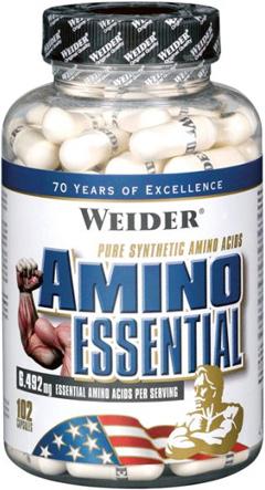 купить Weider Amino Essential 102 caps украина киев винница