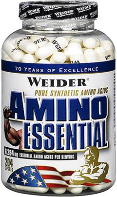 купить Weider Amino Essential 204 капс украина
