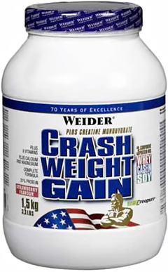 купить Weider Crash Weight Gain 1,5 кг украина