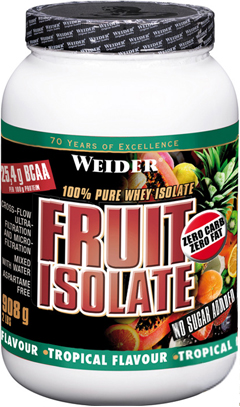 Weider Fruit Isolate 908 гр