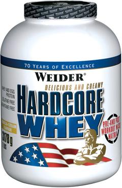 купить Weider Hardcore Whey Protein 3,178 кг украина киев винница