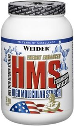 Weider HMS High Molecular Starch 2 кг в Киеве