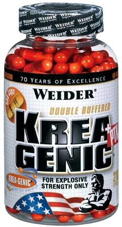 купить Weider Krea Genic+PTK 210 капсул украина