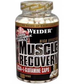 купить Weider Muscle Recovery 180 капс украина