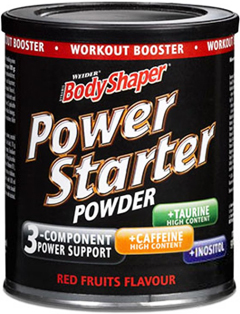 купить Weider Power Starter Powder 400 гр украина