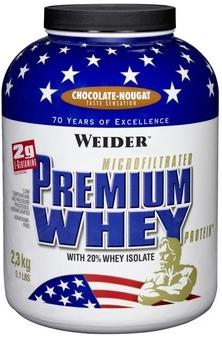 купить Weider Premium Whey Protein 2,3 кг украина