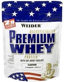 купить Weider Premium Whey Protein (500g) pack украина