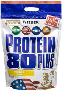 купить Weider Protein 80 Plus 2 кг украина киев винница