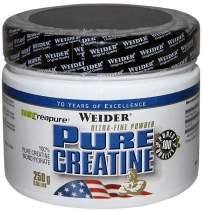 купить Weider Pure Creatine 250 gr украина