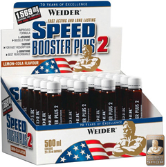 купить Weider Speed Booster Plus 2 (20x25ml) украина