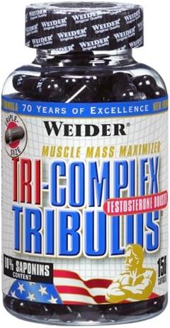 купить Weider Tri-Complex Tribulus 150 капсул украина