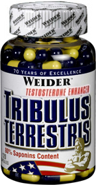 купить Weider Tribulus Terrestris 120 капсул украина