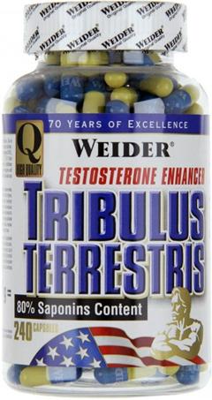купить Weider Tribulus Terrestris 240 капсул украина
