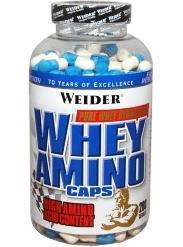 купить Weider Whey Amino Caps 280 украина киев винница